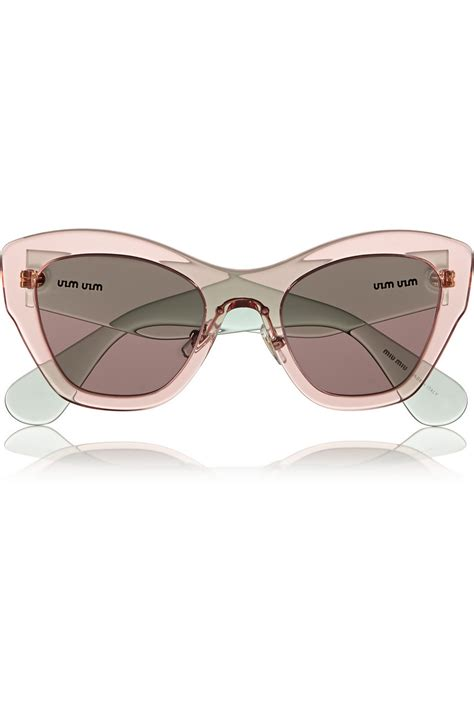 Sunglass Miu Miu Mds958 2 miu miu sunglasses cat eye ebay louisiana brigade