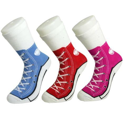 Unisex Socks silly sneaker socks unisex novelty socks style cotton
