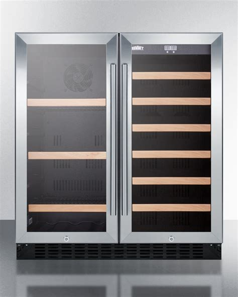 18 inch wide under counter wine cooler buy summit swbv3071 30 inch wide built in undercounter