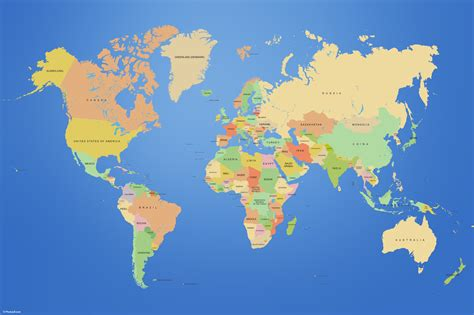 planets earth maps countries world map wallpapers