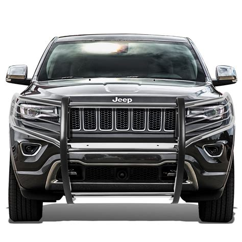 jeep grand front grill 11 16 jeep grand wk2 front bumper protector brush