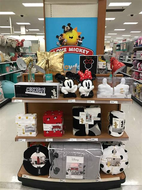 New Collection Grayson For Target by New Mickey Home Collection By Pillowfort At Target