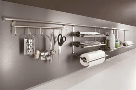 accessoire de cuisine pose accessoire credence cuisine inox cr 233 dences cuisine