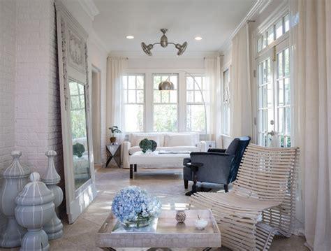 modern glam transitional living room nashville