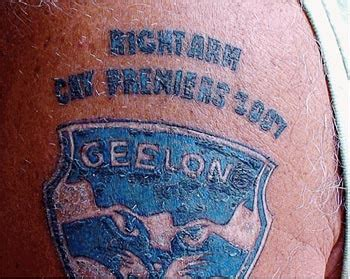 tattoo removal geelong tattoos and geelong bigfooty afl forum