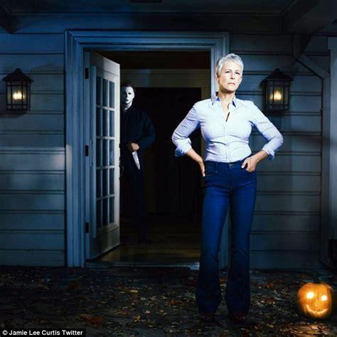 jamie lee curtis lives jamie lee curtis to play laurie strode in halloween reboot