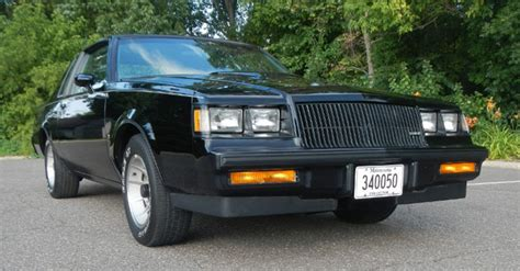 buick we4 1987 buick grand national we4 turbo t