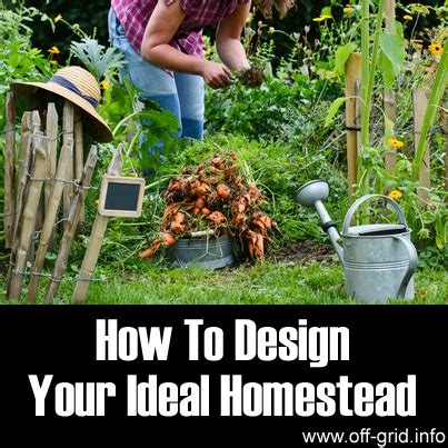 how to design your ideal homestead grid how to design your ideal homestead grid