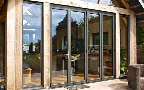 aluminium bifolding doors sliding doors alpine
