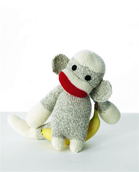 monkey knitting monkeys to knit and crochet free patterns grandmother