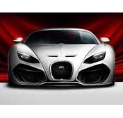 Free Cars HD Wallpapers Bugatti Venom Concept Car Wall