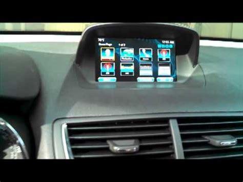 Buick Encore Navigation System 2013 Buick Encore Factory Navigation Upgrade