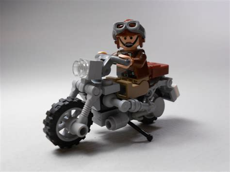 lego war tutorial lego tutorial how to build a ww2 era motorcycle youtube