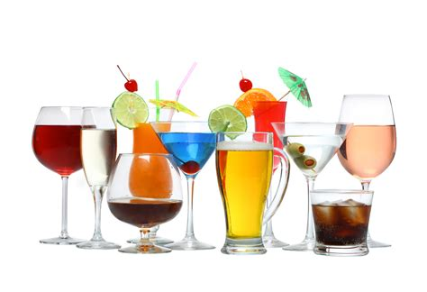 drinks alcoholic your survival guide the lowdown on