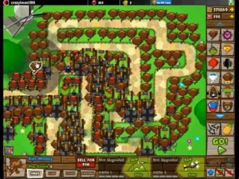 best btd5 strategy bloons tower defense 5 creative strategies only dart