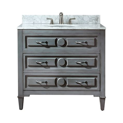bathroom vanities 36 inches kelly 36 inch grayish blue vanity only avanity vanities