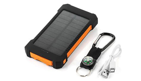 best cell phone battery charger 10 best portable solar chargers for cell phones