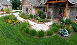 front yard landscaping garden design front