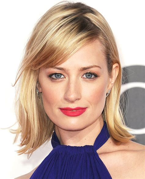 Beth Hairstyle by Beth Behrs Haircut Haircuts Models Ideas