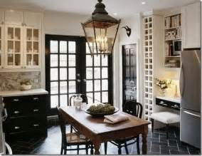 Kitchen Interior Doors by Painting Interior Doors Black Southern Hospitality
