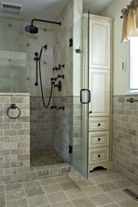 Walk In Shower Wall Options 37 Walk In Showers That Add A Touch Of Class And Boost