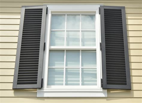 colonial exterior shutters for windows home ideas