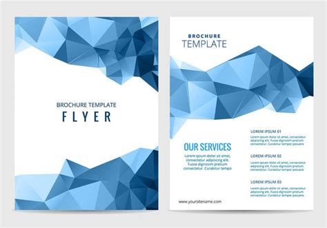 Https Www Vecteezy Free Vector Business Card Templates by Vector Business Brochure Free Vector Stock