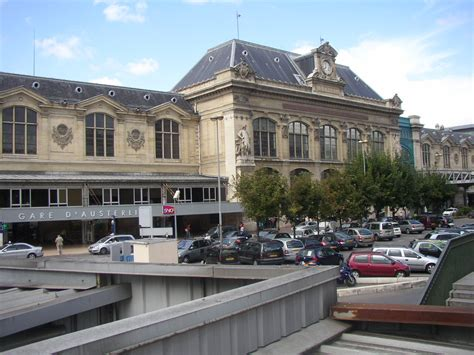 gare d austerlitz wikidata paris gare d austerlitz