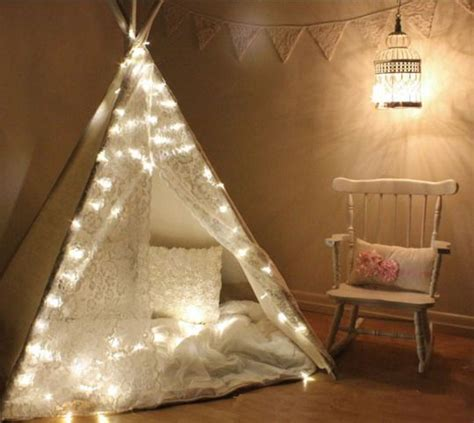 kids tent with lights making magic in kids rooms with fairy lights design dazzle