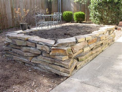 raised beds raised stone vegetable garden beds www imgkid com the