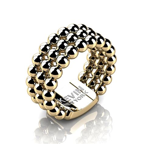 Hegner Neo Classic Original White Gold womens modern industrial 14k yellow gold neo sphere wedding band rk103f 14kyg masters jewelry