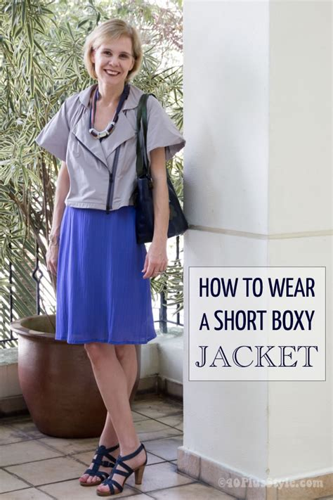 how to wear a short dress over 40 wearing a short jnby how to look great in a short jacket with exles to