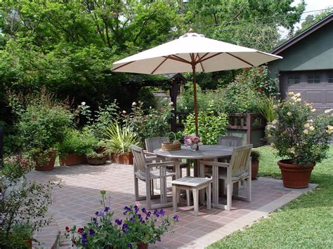 simple backyard patios patio layout ideas landscaping network
