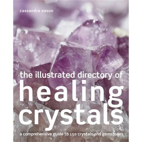 The Illustrated Guide To Crystals top books reference tools