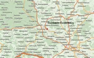 rosenberg map sulzbach rosenberg location guide