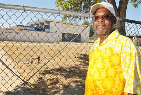 residents eye funds  home garden center local
