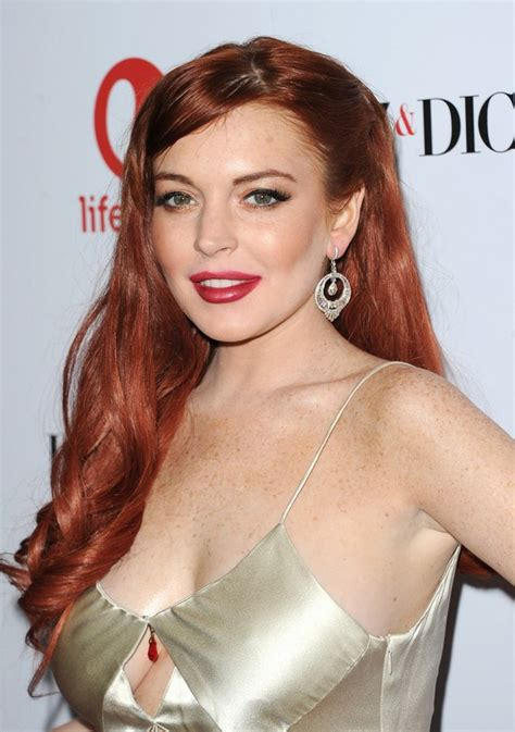 Lindsay Lohan Hairstyles by Hairstyles Lindsay Lohan Curly