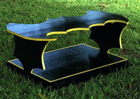 Batman Coffee Table Buy A Handmade Batman Coffee Table Made To Order From Elons Custom Furniture Custommade