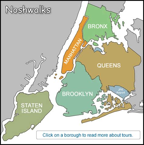 map of new york city boroughs five boroughs of new york map