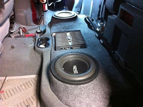 2012 dodge ram 1500 crew cab subwoofer box dodge ram custom fiberglass subwoofer enclosure