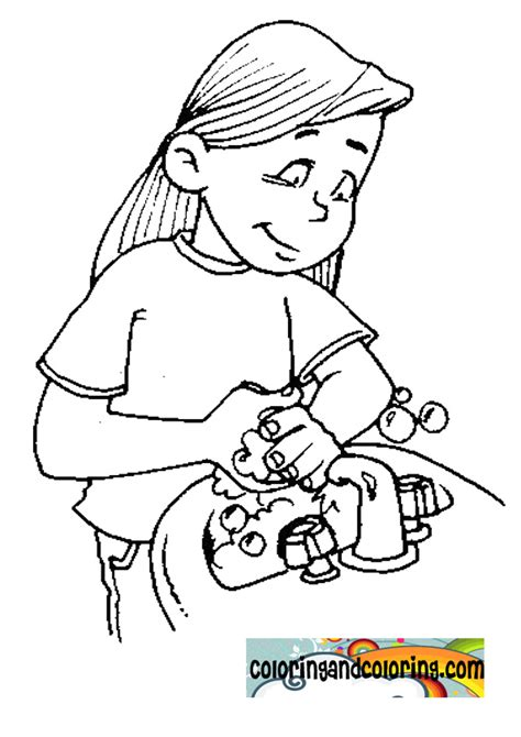washing coloring sheet free coloring pages of handwashing