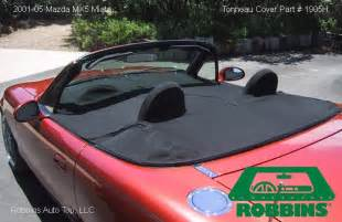 Tonneau Covers For Mazda Mx5 2001 2005 Mazda Mx5 Miata Convertible Tonneau Cover