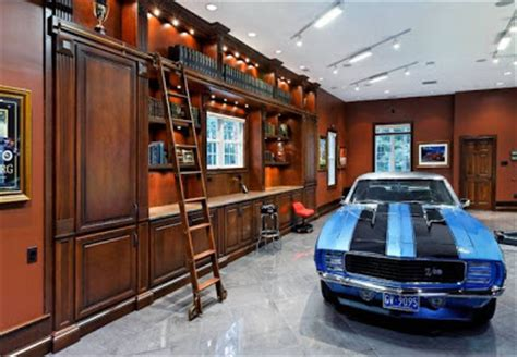 Cool Garage Pictures Incredible Hidden Car Garage Designs