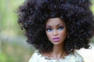 natural hair group georgia black barbie dolls