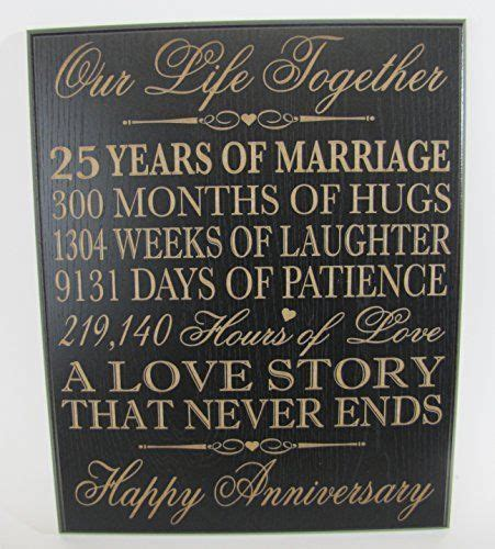 25 years of marriage message from the bible
