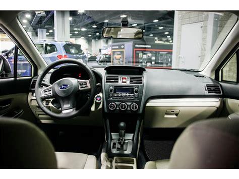 2015 subaru xv interior 2015 subaru xv crosstrek hybrid safety u s