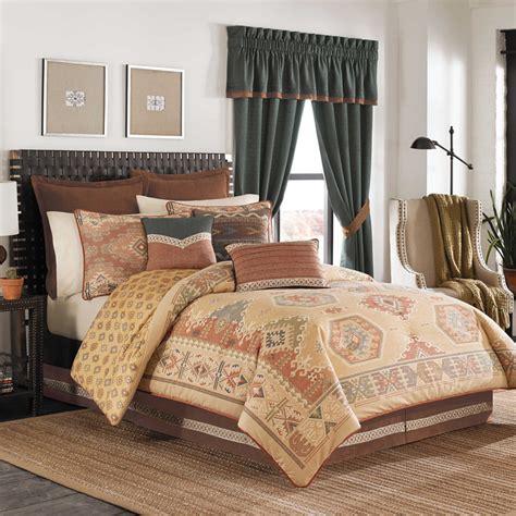 southwest comforter set southwest bedding hacienda king comforter sets kathy