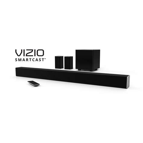brand new vizio 38 quot 5 1 sound bar audio system w