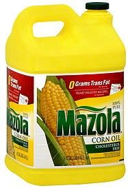 Mazola Corn 3 5 Liter mazolla corn cholesterol free vegetable 2 1 gallon
