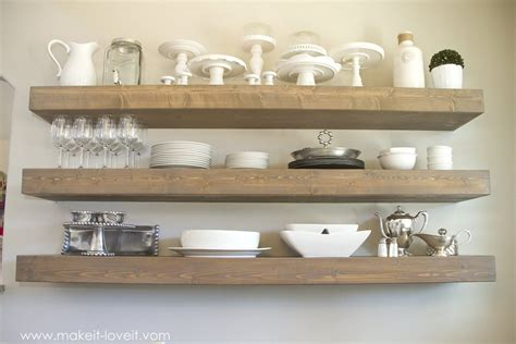 floating shelves diy simple and trendy 13 diy floating shelves